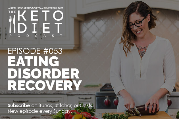 Eating Disorder Recovery #healthfulpursuit #fatfueled #lowcarb #keto #ketogenic #lowcarbpaleo #theketodiet