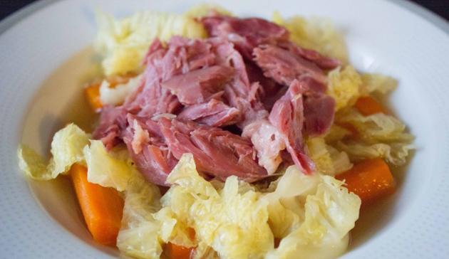 Slow Cooker Pork & Cabbage Stew