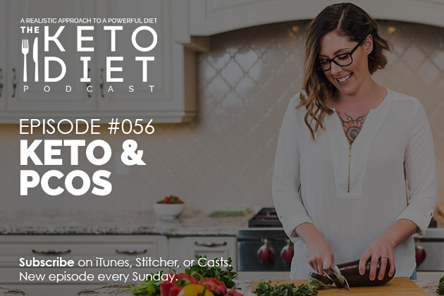Keto and PCOS #healthfulpursuit #fatfueled #lowcarb #keto #ketogenic #lowcarbpaleo #theketodiet