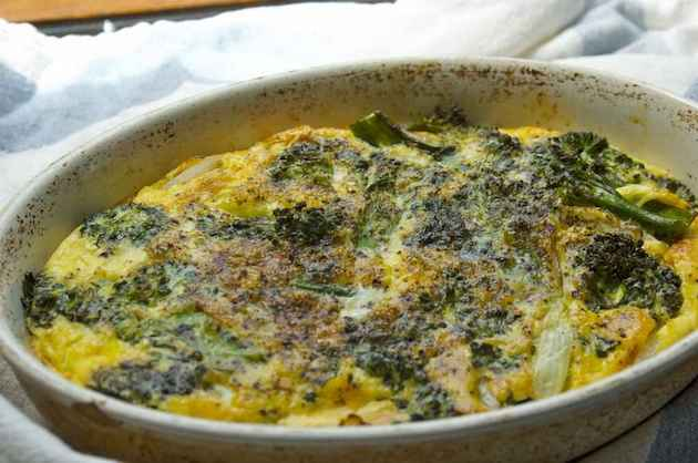 Bake and Take Frittata