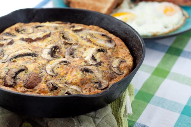 The Everything Awesome Frittata