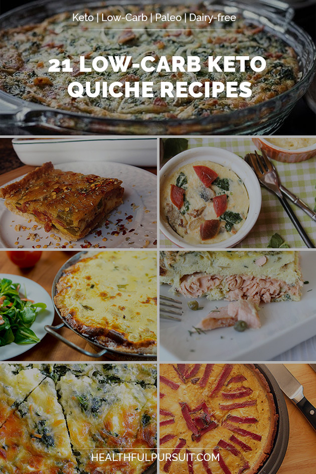 Images Collection Of Keto Diet Keto Diet Quiche