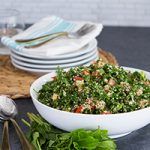Keto Tabouleh (paleo + vegan) Preview