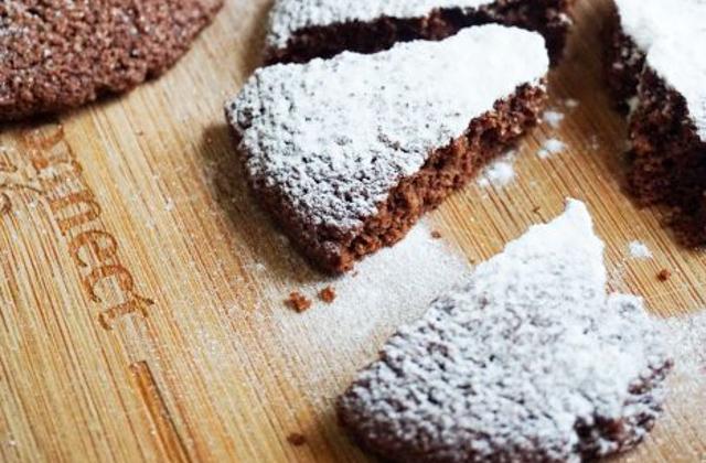 Chocolate Fudge Keto Cookies #keto #lowcarb #highfat #theketodiet #ketochristmas #ketothanksgiving