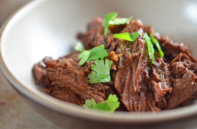 Pressure Cooker Mocha-Rubbed Pot Roast #keto #lowcarb #highfat #theketodiet #ketochristmas #ketothanksgiving