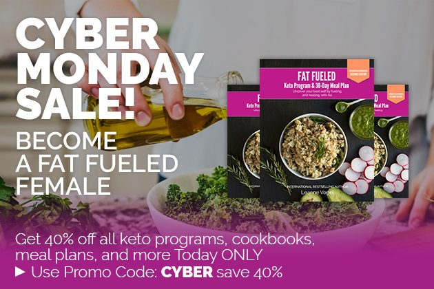 The keto cyber monday blowout healthful pursuit the keto cyber monday blowout 40 off virtually everything fandeluxe Images