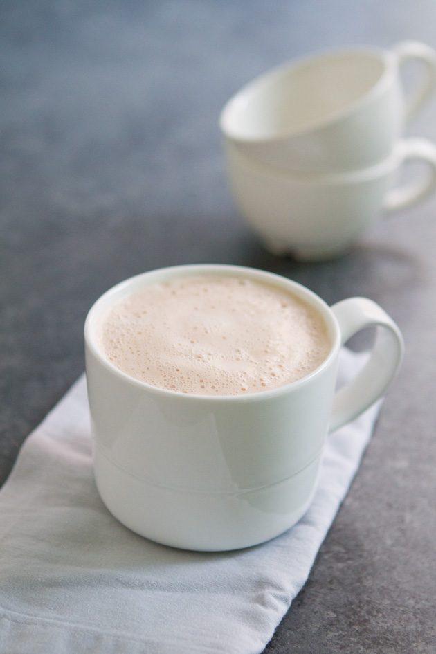 Keto Hot Chocolate #keto #lowcarb #highfat #theketodiet
