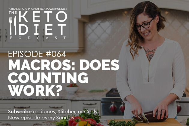 Macros: Does Counting Work? #healthfulpursuit #fatfueled #lowcarb #keto #ketogenic #lowcarbpaleo #theketodiet