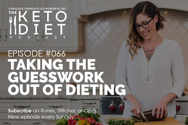 Taking the Guesswork Out of Dieting #healthfulpursuit #fatfueled #lowcarb #keto #ketogenic #lowcarbpaleo #theketodiet