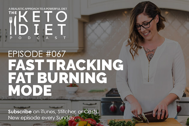 Fast Tracking Fat Burning Mode #healthfulpursuit #fatfueled #lowcarb #keto #ketogenic #lowcarbpaleo #theketodiet
