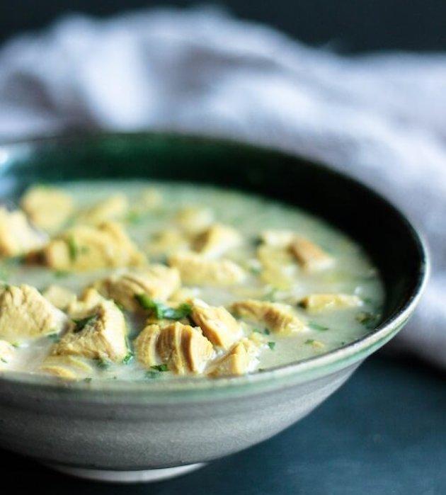 Low Carb Mulligatawny Soup