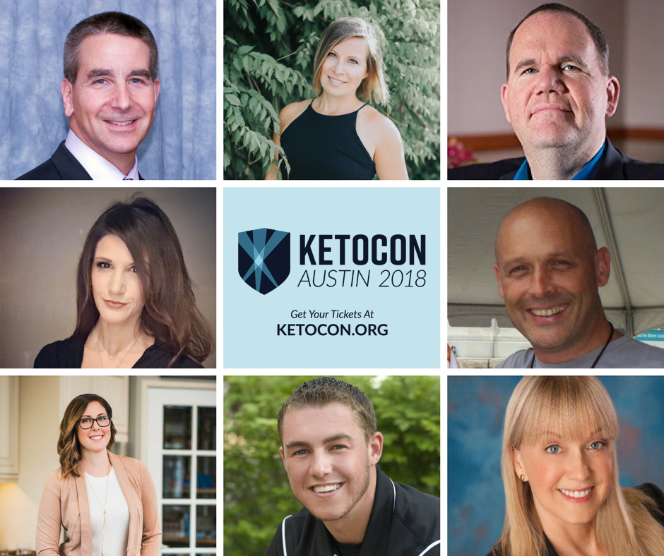 Join me at KetoCon!
