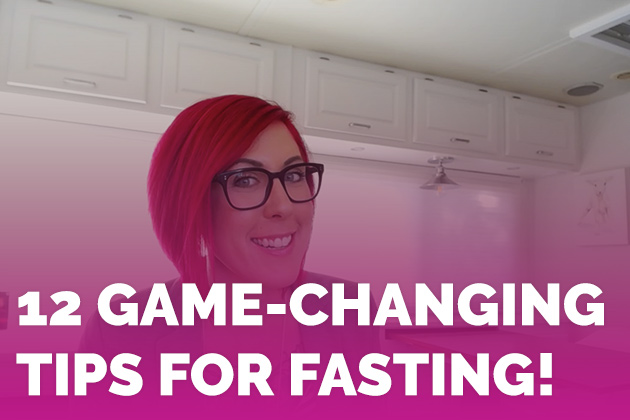 12 GAME-CHANGING Tips for Fasting! #keto #lowcarb #highfat #theketodiet