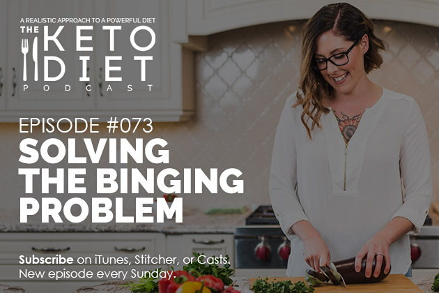Solving the Bingeing Problem #healthfulpursuit #fatfueled #lowcarb #keto #ketogenic #lowcarbpaleo #theketodiet