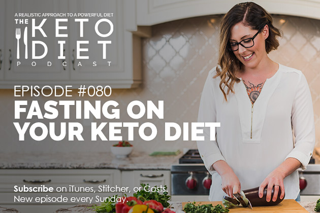 Fasting On Your Keto Diet #healthfulpursuit #fatfueled #lowcarb #keto #ketogenic #lowcarbpaleo #theketodiet