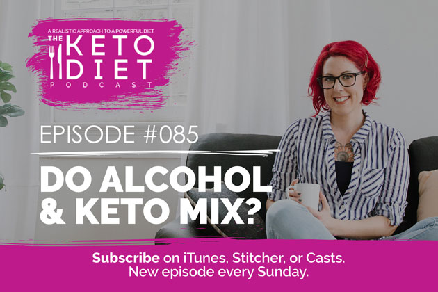 Do Keto And Alcohol Mix? #healthfulpursuit #fatfueled #lowcarb #keto #ketogenic #lowcarbpaleo #theketodiet