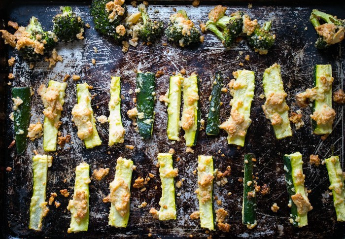 Tempura Zucchini Fries