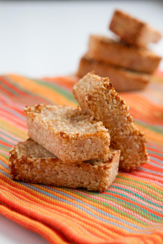 4-Ingredient Keto Cookie Bars