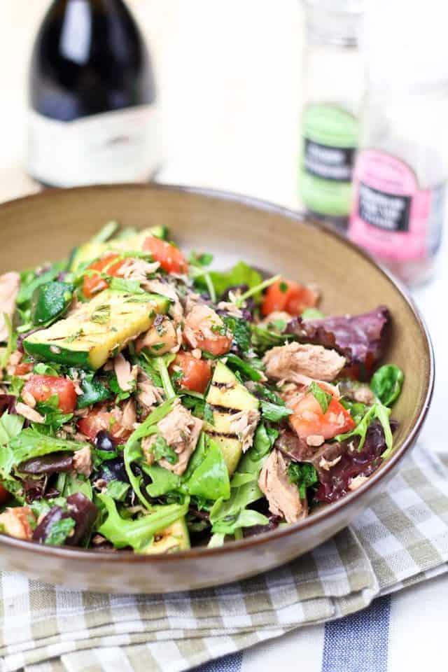 Simple Tuna Fish Salad