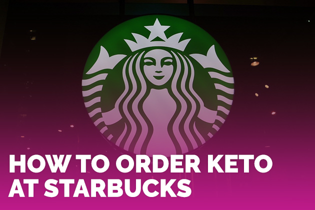 How to Order Keto at Starbucks #healthfulpursuit #fatfueled #lowcarb #keto #ketogenic #lowcarbpaleo #theketodiet