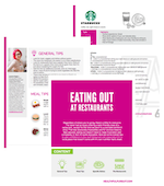 Restaurant Guide Preview