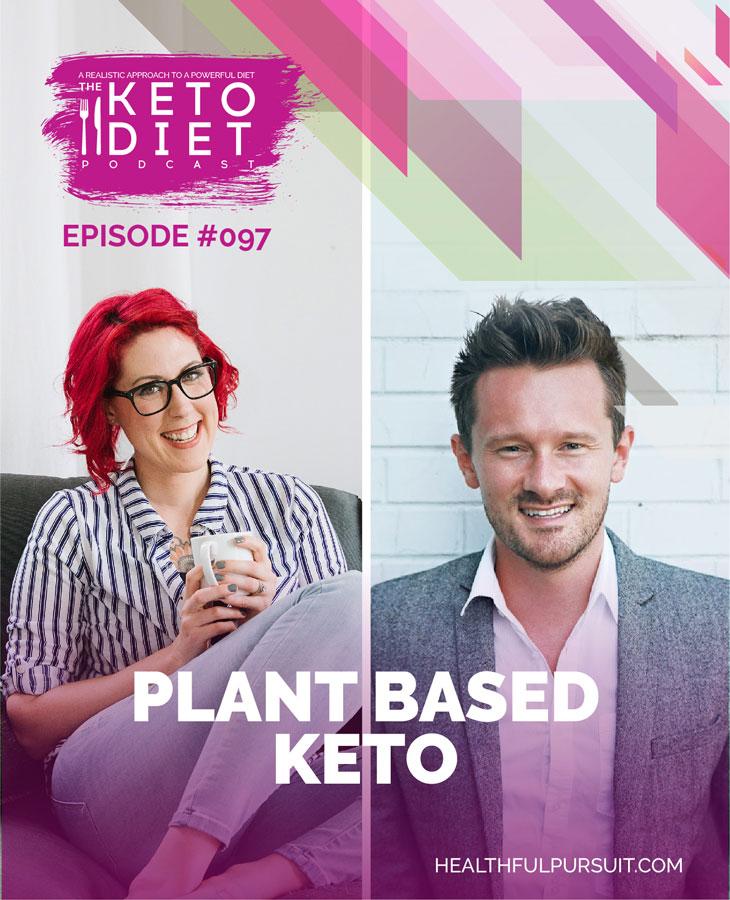 Plant Based Keto #healthfulpursuit #fatfueled #lowcarb #keto #ketogenic #lowcarbpaleo #theketodiet