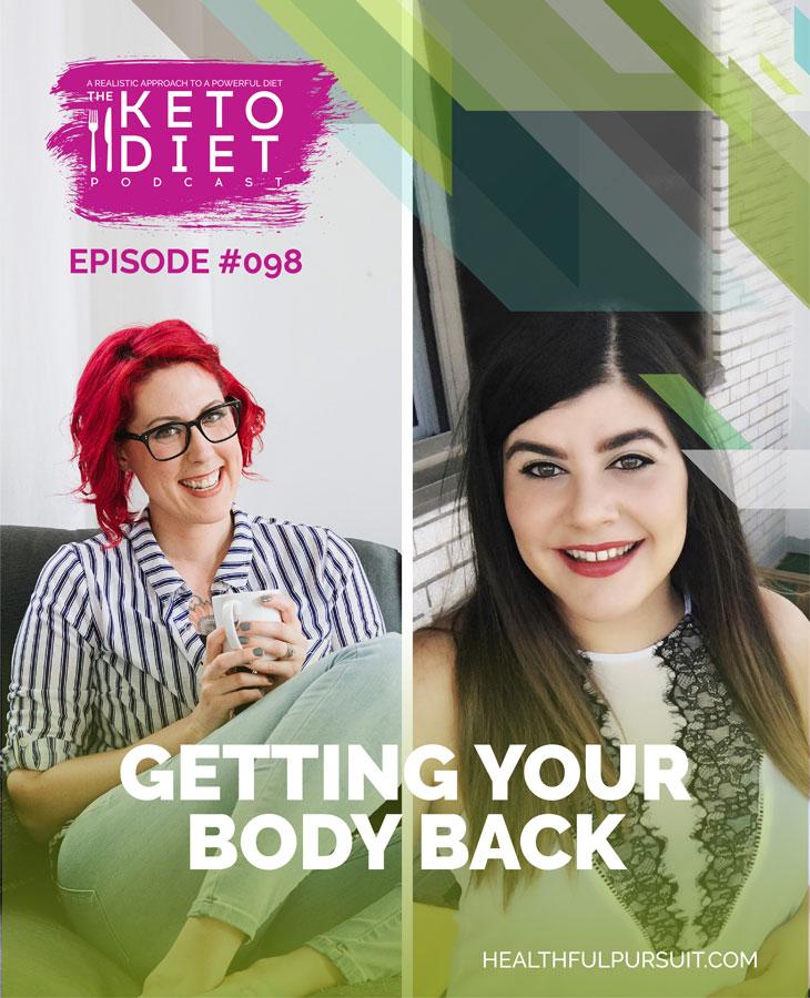 Getting Your Body Back #healthfulpursuit #fatfueled #lowcarb #keto #ketogenic #lowcarbpaleo #theketodiet