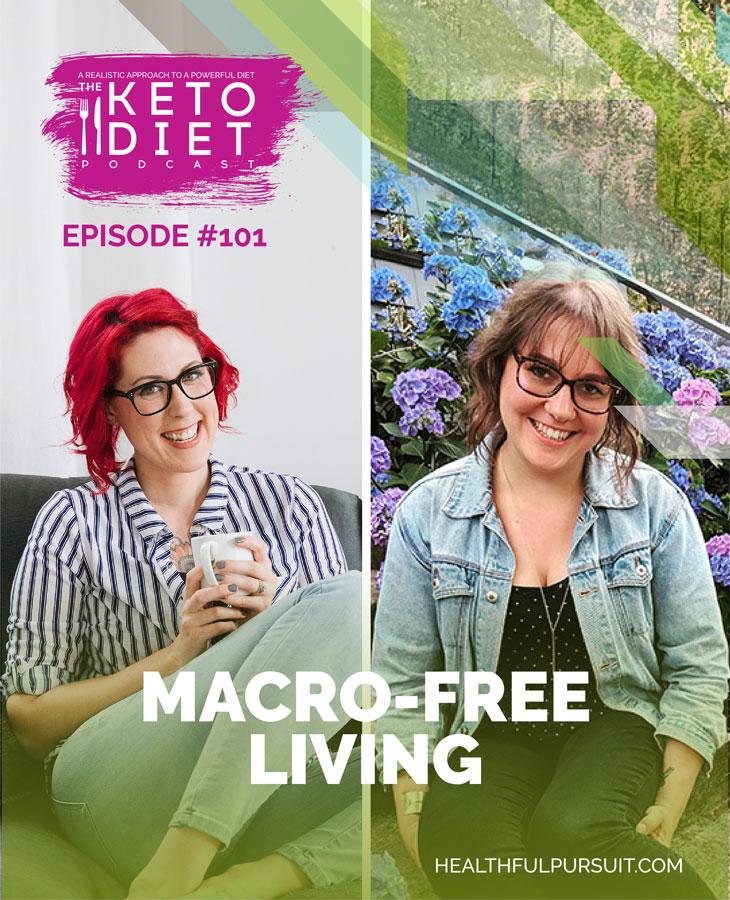 Macro-Free Living #healthfulpursuit #fatfueled #lowcarb #keto #ketogenic #lowcarbpaleo #theketodiet