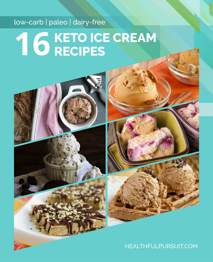 16 Keto Ice Cream Recipes #keto #lowcarb #highfat #theketodiet