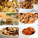 14 Low-Carb Chips & Crunchy Snacks #keto #lowcarb #highfat #theketodiet