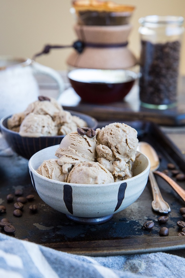 Keto Coffee Ice Cream