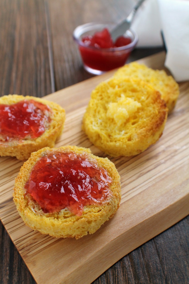 3-Minute English Muffin for One