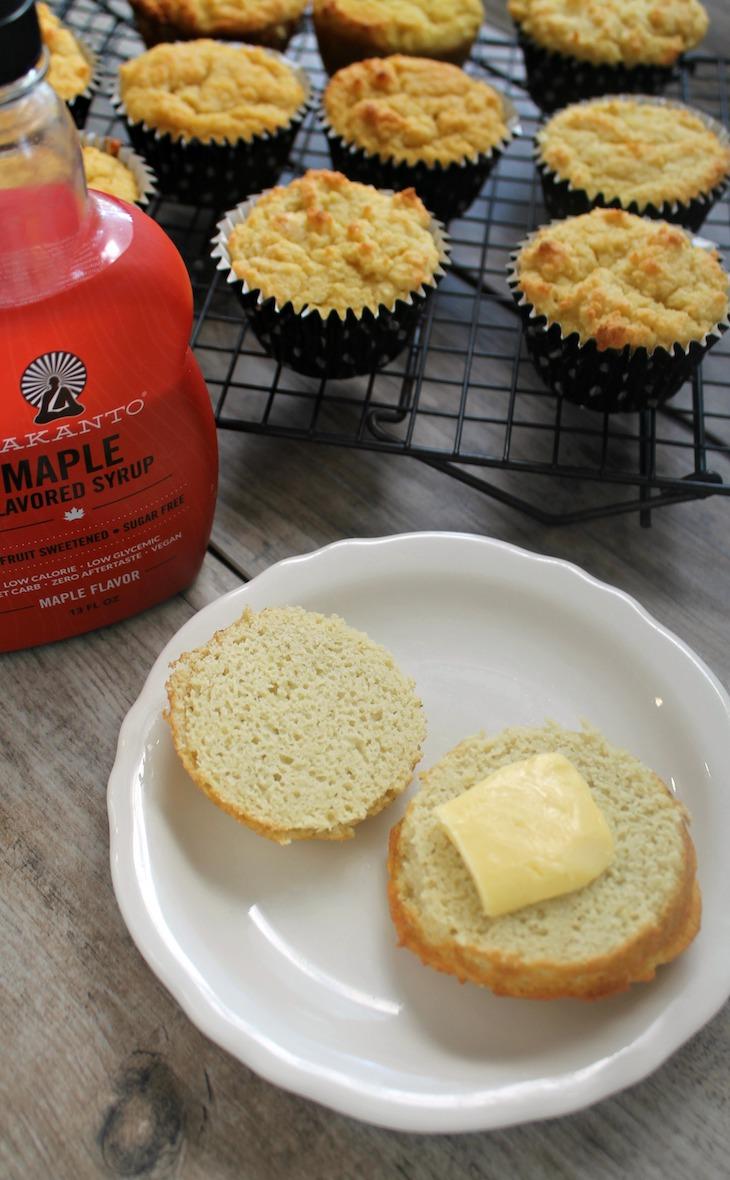 (No)-Cornbread Muffins