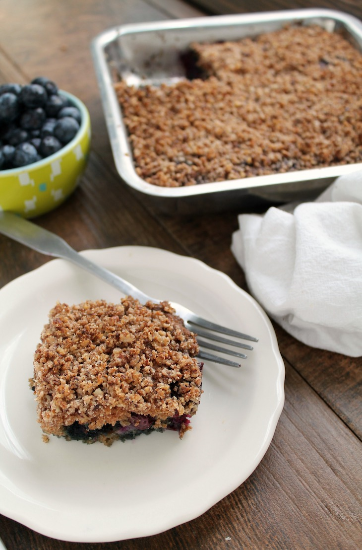 Blueberry Streusel Coffee Cake Or Muffins