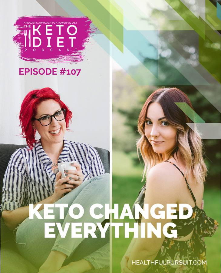 Keto Changed Everything #healthfulpursuit #fatfueled #lowcarb #keto #ketogenic #lowcarbpaleo #theketodiet