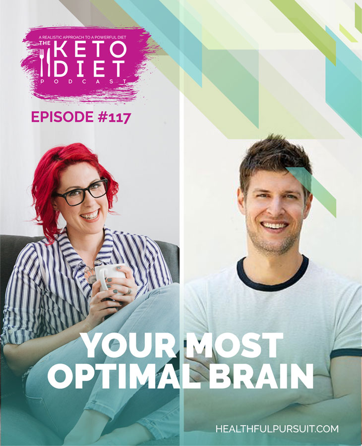 Your Most Optimal Brain with Max Lugavere #brainhealth #diseaseprevention #ketoforbrainhealth #brainfog