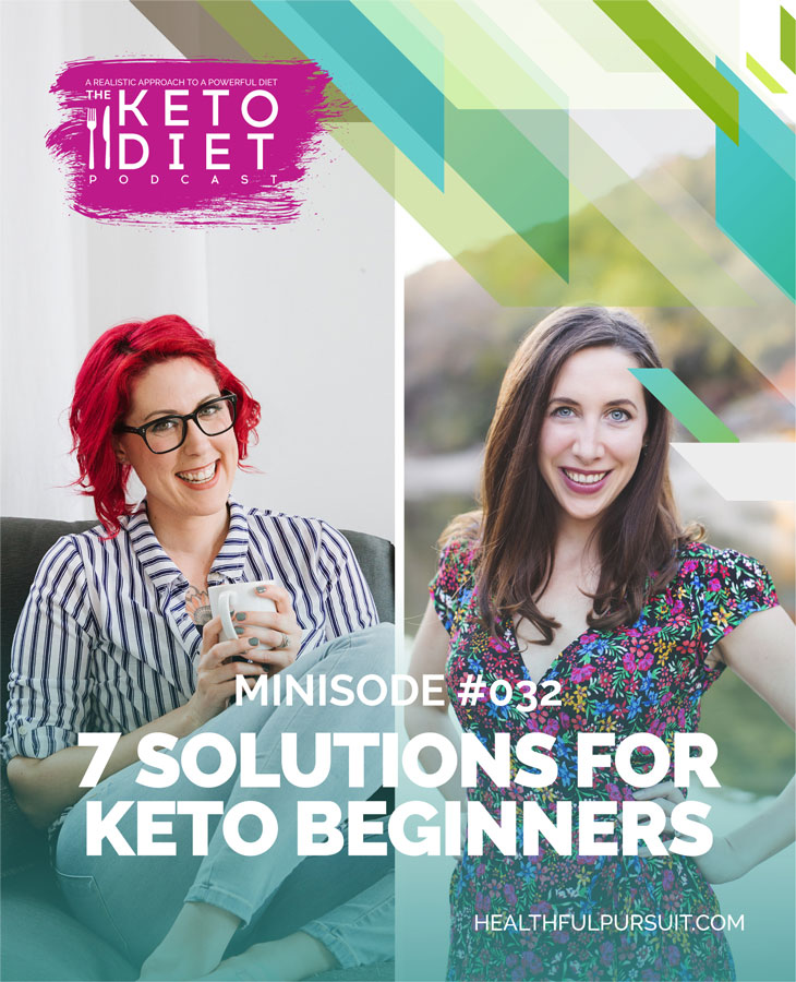 7 Solutions for Keto Beginners #digestion #ketoflu #ketotips #ketotips #startingketo #ketobeginner #guthealth