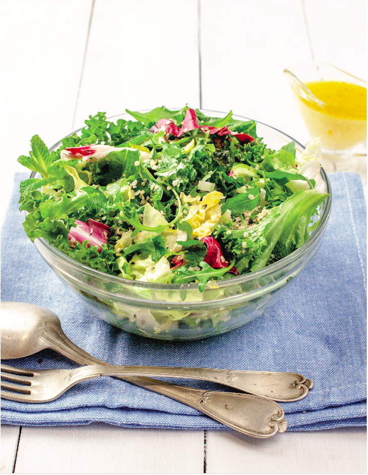 Speckled Salad