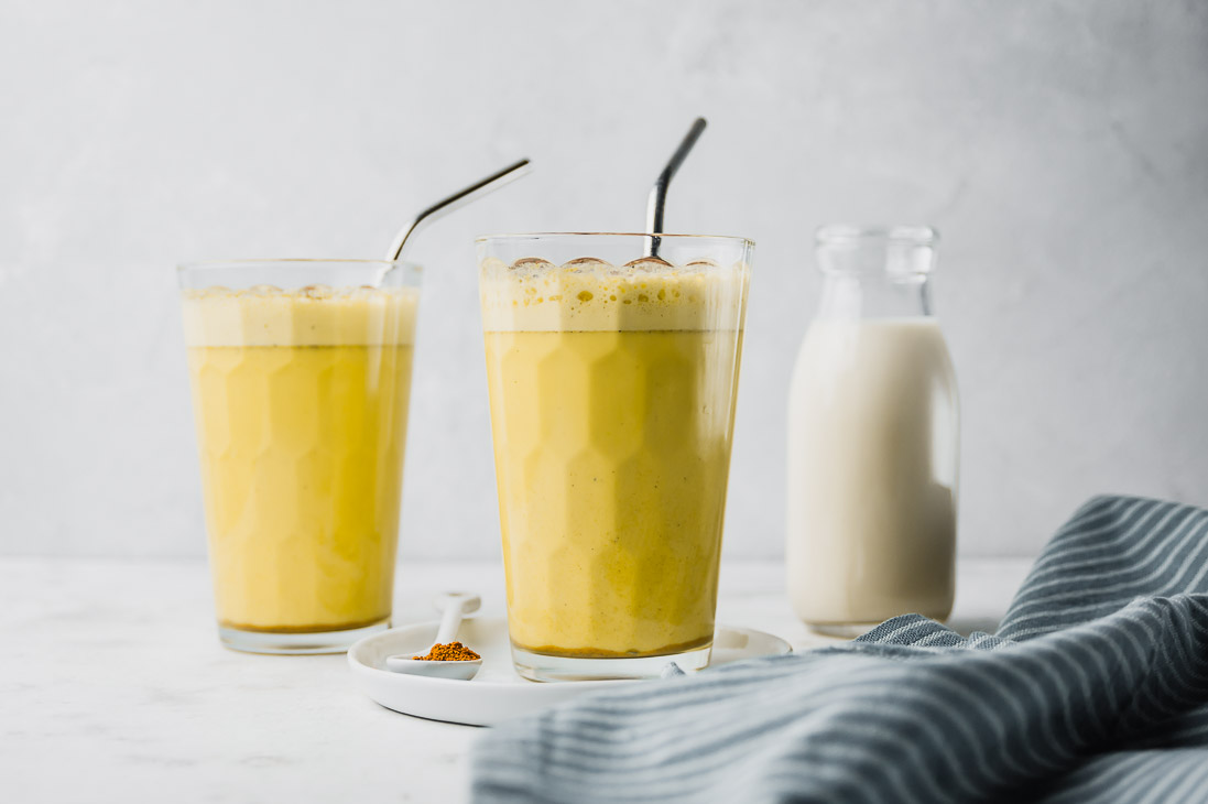 Fat Burning Golden Milkshake