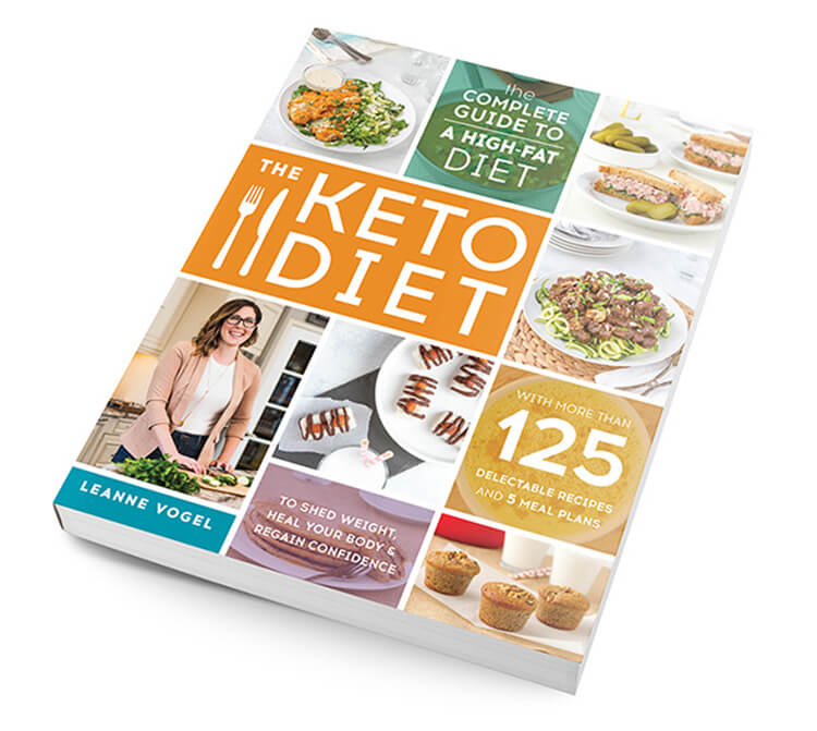 The Keto Diet Cover