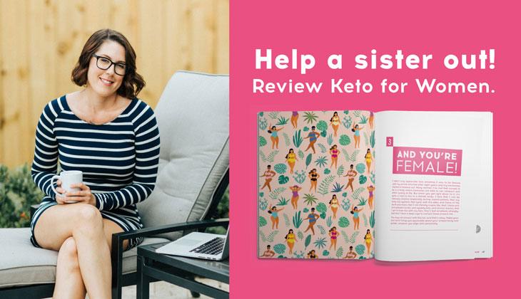 Keto for Women by Leanne Vogel