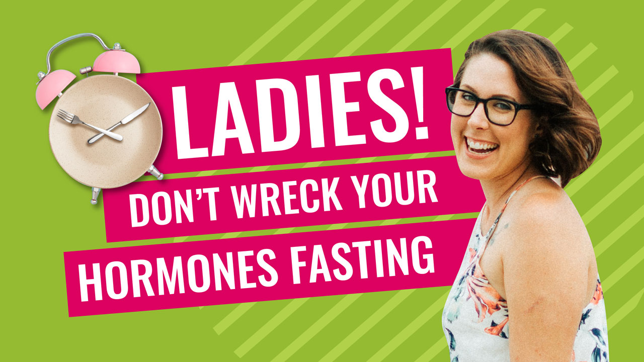 Synchronis Hormone Cycle and Fasting
