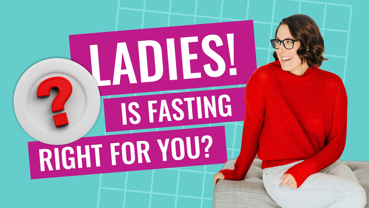 Should You Start Fasting? Here's How (as a Woman)