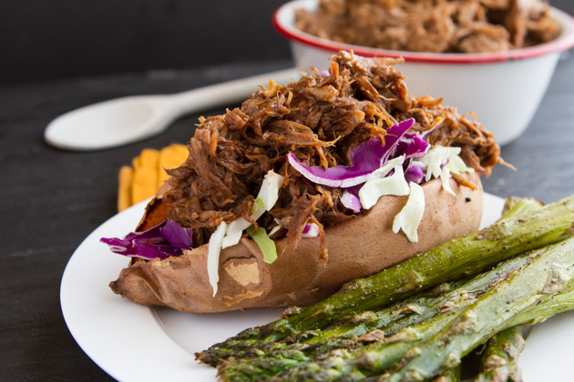 6-Ingredient Root Beer Slow Cooker Pulled Pork-6253