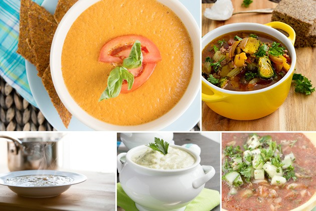 8 of The Best Low Carb Soups You Should Be Eating #keto #lowcarb #paleo