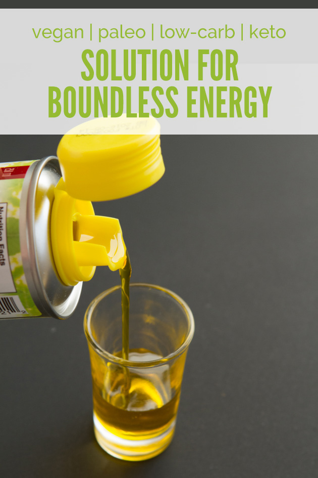 A Can't Mess Up Solution For Boundless Energy #keto #vegan #paleo #lowcarb