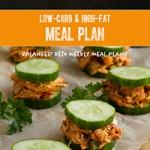 Balanced Keto Weekly Meal Plans. Give Your Body The Nutrients It Needs, Look Great + Feel Even Better Preview