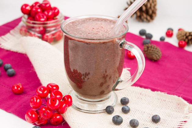 Berry Immunity Smoothie (35)