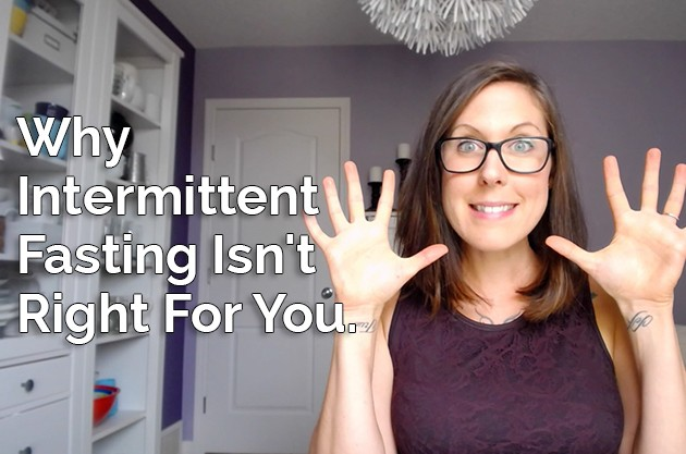 10 Signs That Intermittent Fasting Isn't Right For You #video #lowcarb #keto #fasting