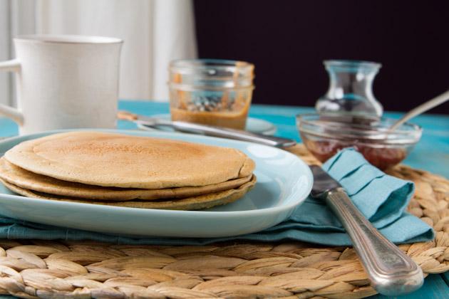 Candida Pancakes